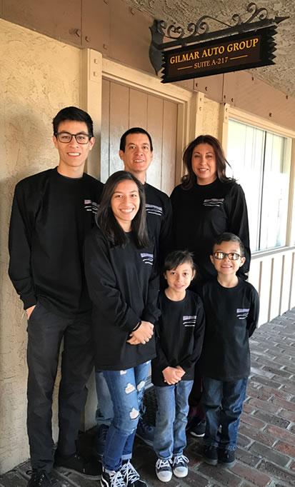 gilmar-family